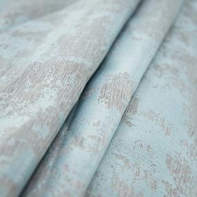 Портьерная ткань на отрез Мрамор 517/17 цвет мята фото