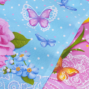 Набор вафельных полотенец 3 шт 45/60 см 10530/1 Пробуждение фото