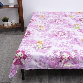 Детское постельное белье из поплина 1.5 сп 1658 фото