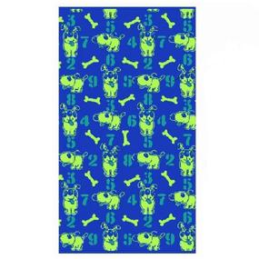 Полотенце махровое ПЦ-2602-2293 50/90 см цвет синий фото