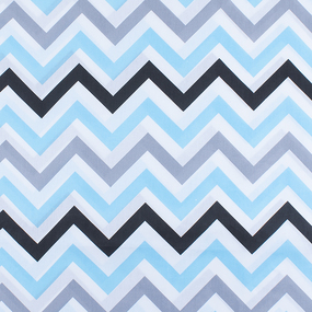 Маломеры поплин 150 см 1797/2 цвет голубой 11 м фото