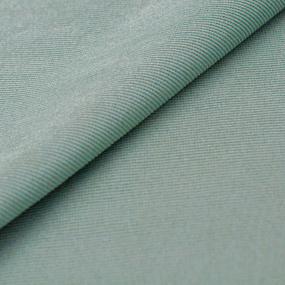 Ткань на отрез кашкорсе с лайкрой 4191-1 цвет аква фото