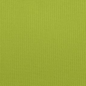 Вафельное полотно гладкокрашенное 150 см 165 гр/м2 цвет лайм фото
