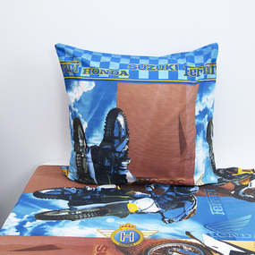 Детское постельное белье из бязи 1.5 сп 192521 Драйв фото