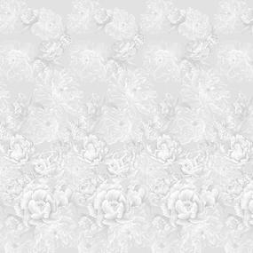 Ткань на отрез бязь Премиум 220 см 6843/2 Откровение фото