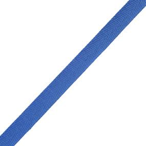 Лента киперная 10 мм хлопок 1.8 гр/см цвет темно-васильковый фото