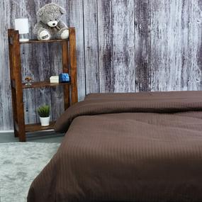 Пододеяльник из страйп-сатина полоса 1х1 120 гр/м2 896/2, 2-x спальный фото