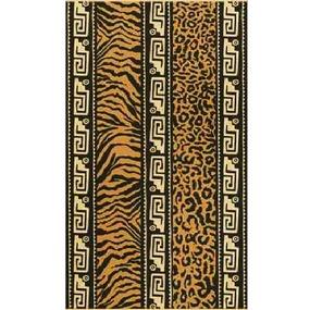 Полотенце махровое Animalista ПЦ-3502-2118 70/130 см фото