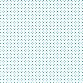 Ткань на отрез ситец 95 см 18848/1 Горох цвет голубой фото