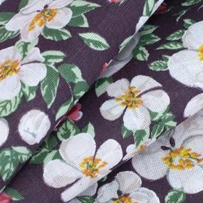 Ткань на отрез бязь плательная 150 см 13134/2 Катарина фото
