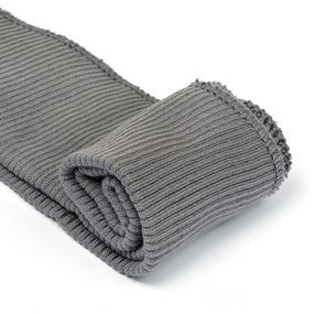 Подвяз 8х70 см 100% ПАН арт.ПРЦ-32/2 рапорт 2х2 плетение ластик цв. 567/4 металл фото