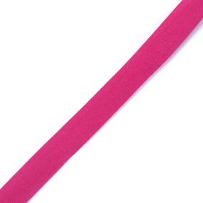Косая бейка ширина 15 мм (132 м) цвет F145 фуксия фото