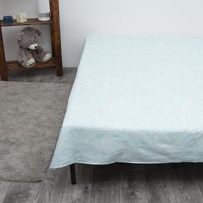 Постельное белье из поплина 9212 2-х сп с евро простыней фото