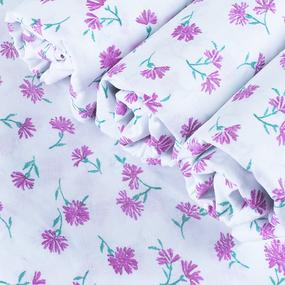 Пеленка бязь белоземельная 9354 140 гр/м2 120/80 фото
