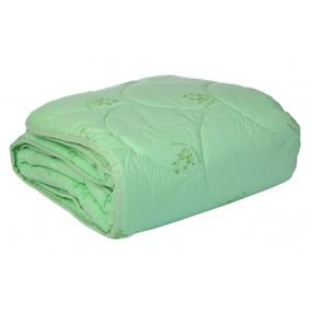 Одеяло Бамбук всесезонное 140/205 300 гр/м2 чехол хлопок фото