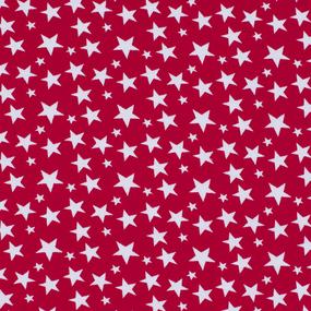 Ткань на отрез интерлок пенье Звезды R115 фото