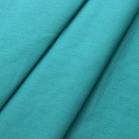 Мерный лоскут бязь гладкокрашеная ГОСТ 150 см цвет изумруд фото