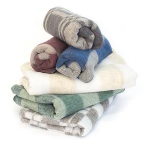 Одеяло полушерсть С-106-ИЛШ 1.5сп 600гр.м2 фото