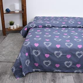 Детское постельное белье из бязи 1.5 сп 204602 Валери 2 сер фото