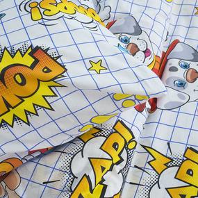 Детское постельное белье из бязи 1.5 сп 204751 Команда фото