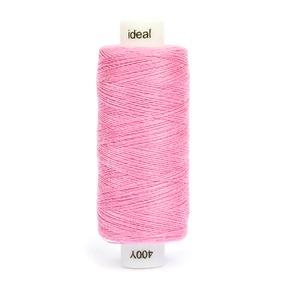 Нитки бытовые Ideal 40/2 100% п/э 179 розовый фото