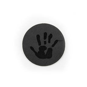 Нашивка рука 6,5см фото