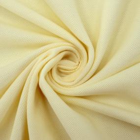 Ткань на отрез лакоста цвет экрю фото