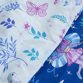 Детское постельное белье из бязи 1.5 сп 204511 Лесные нимфы 1 фото
