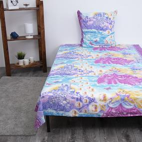 Детское постельное белье из бязи 1.5 сп 197531 Принцесса 1 фото
