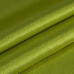 Ткань на отрез шелк искусственный 100% полиэстер 140 см цвет салат фото