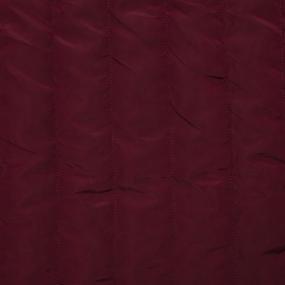 Курточная ткань на отрез цвет бордо фото