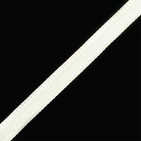 Клеевая тесьма брючная 2,4см*108см белая фото