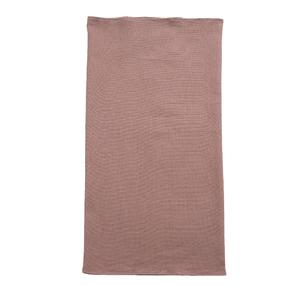Полотенце вафельное банное 150/75 см цвет шоколадный фото