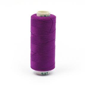 Нитки бытовые Dor Tak 40/2 366м 100% п/э, цв.527 фиолетовый фото