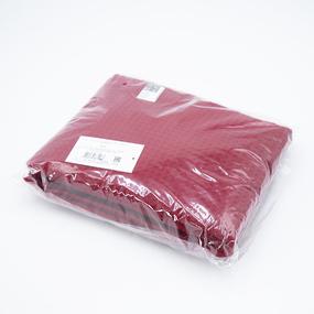 Набор для сауны вафельный Премиум женский 2 предмета цвет 066 бордо фото