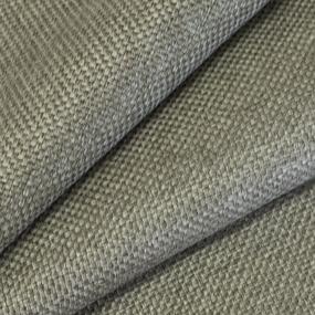 Ткань на отрез Blackout лен крупная рогожка Y391-6 цвет светло-коричневый фото