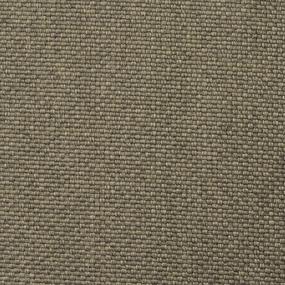 Ткань на отрез Blackout лен рогожка LB1 цвет коричневый фото
