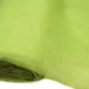 Вуаль 280 см цвет 4 салатовый фото
