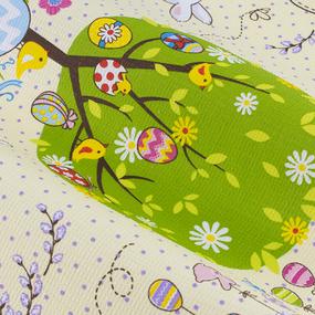 Полотенце вафельное 50/80 см 5613 вид 2 Светлая Пасха фото
