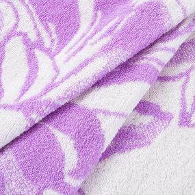 Полотенце махровое ПЦ-2602-2975 50/90 см цвет 10000 фото
