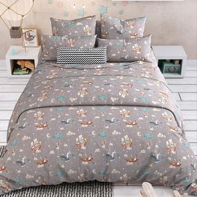 Постельное белье в детскую кроватку 7339/1 Фантазеры фото