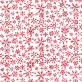 Ткань на отрез поплин 150 см 1827А/20 цвет красный фото