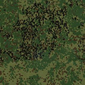 Ткань на отрез бязь камуфлированная ГОСТ 150 см 123-1п фото