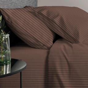 Постельное белье из перкаля 6793/18 Лунная соната Евро фото