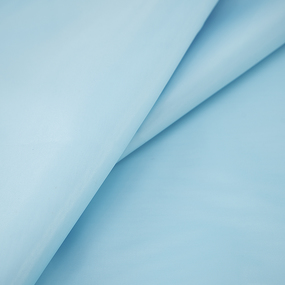 Ткань на отрез таффета 150 см 190Т цвет голубой фото