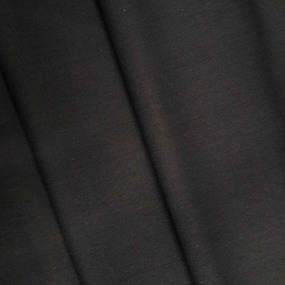 Полулен 150 см 70005 цвет черный фото