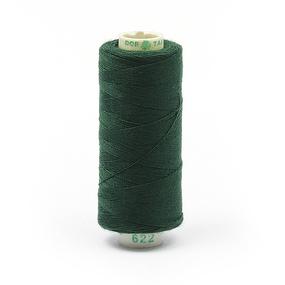 Нитки бытовые Dor Tak 40/2 366м 100% п/э, цв.622 зеленый фото