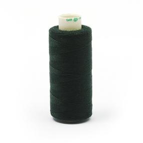 Нитки бытовые Dor Tak 40/2 366м 100% п/э, цв.624 зеленый фото