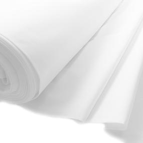 Ткань на отрез бязь отбеленная 140 гр/м2 ГОСТ 80 см фото