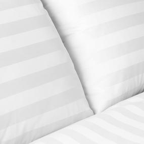 КПБ Страйп-сатин 135 гр полоса 3х3 1.5 сп 70/70 фото